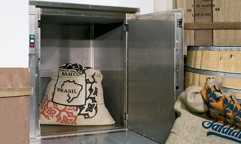 Kalea Microlift klarar laster på 50-200 kg.