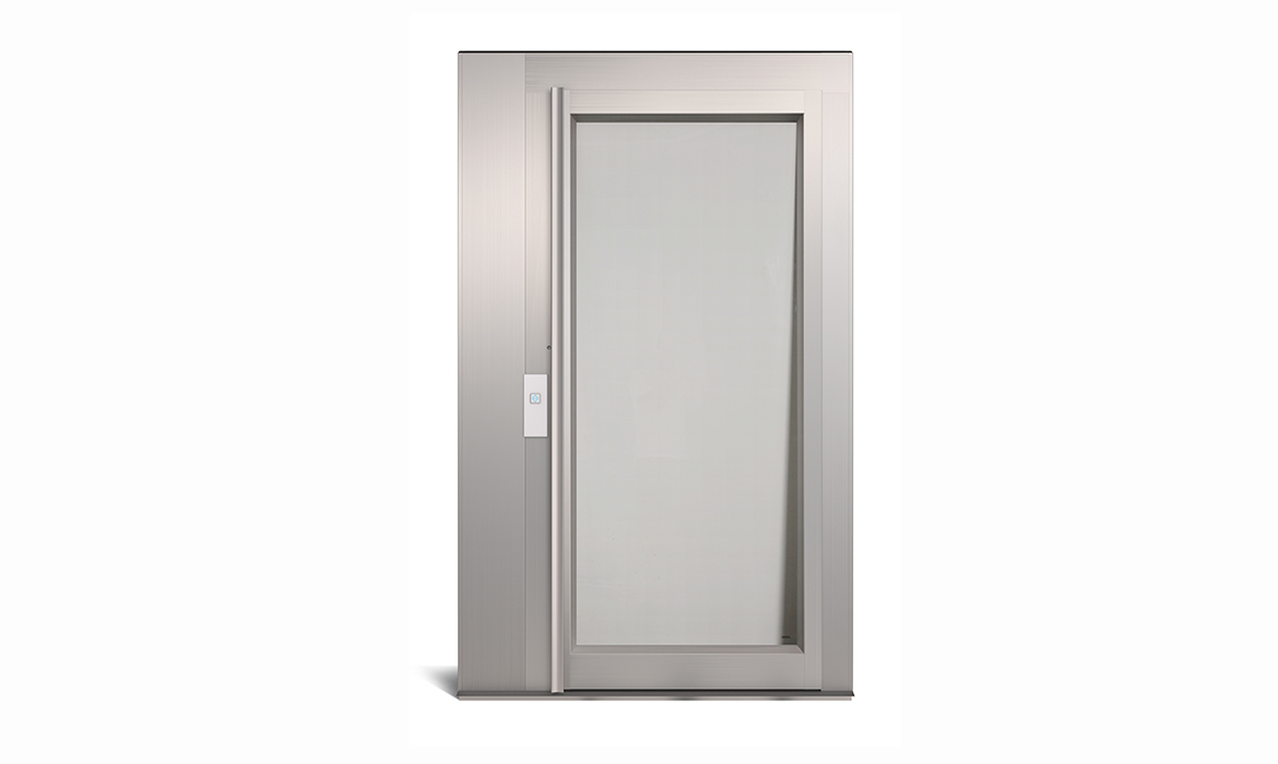 Aluminium door AL5 is strong and light-weight