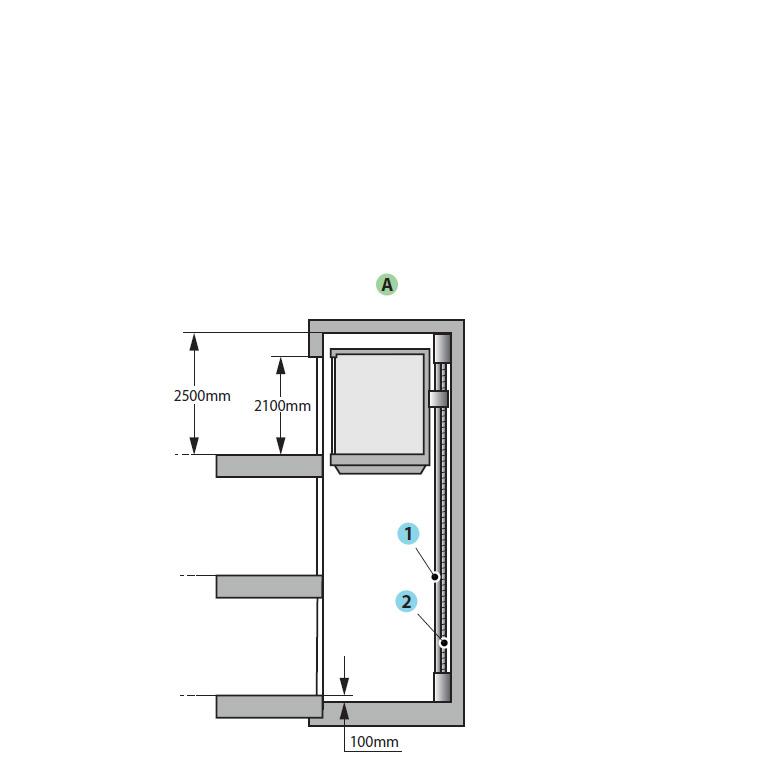 Modular cabin lift