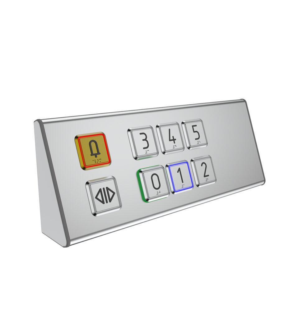 Inclined lift controls