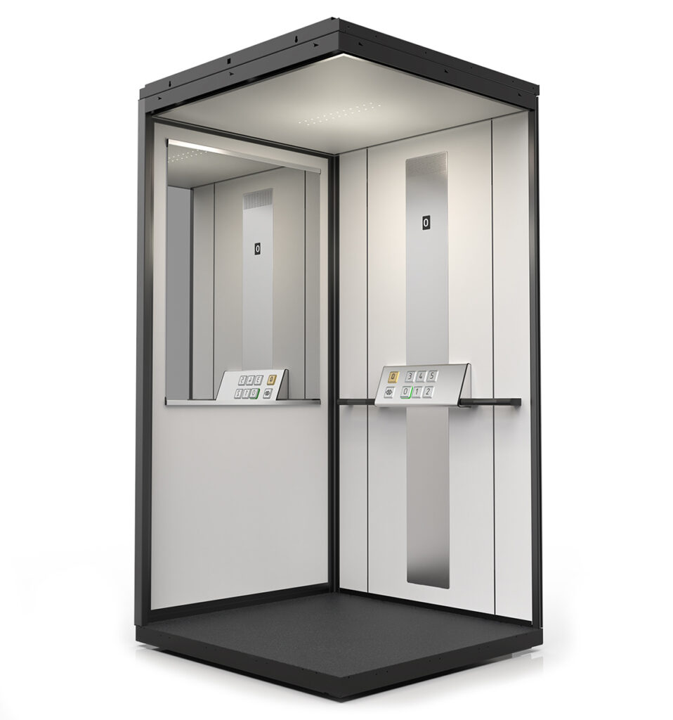 Horizontal lift controls