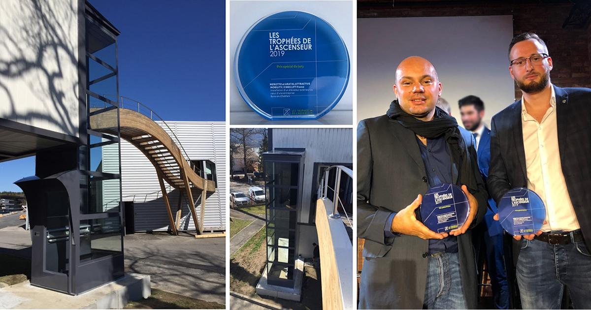 Lift Award in France