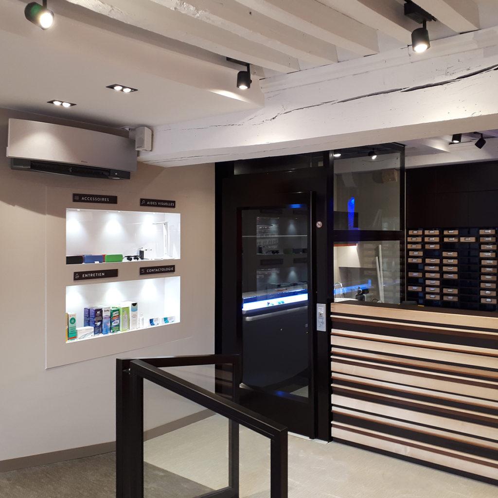 Kalea hisservice för plattformshissar