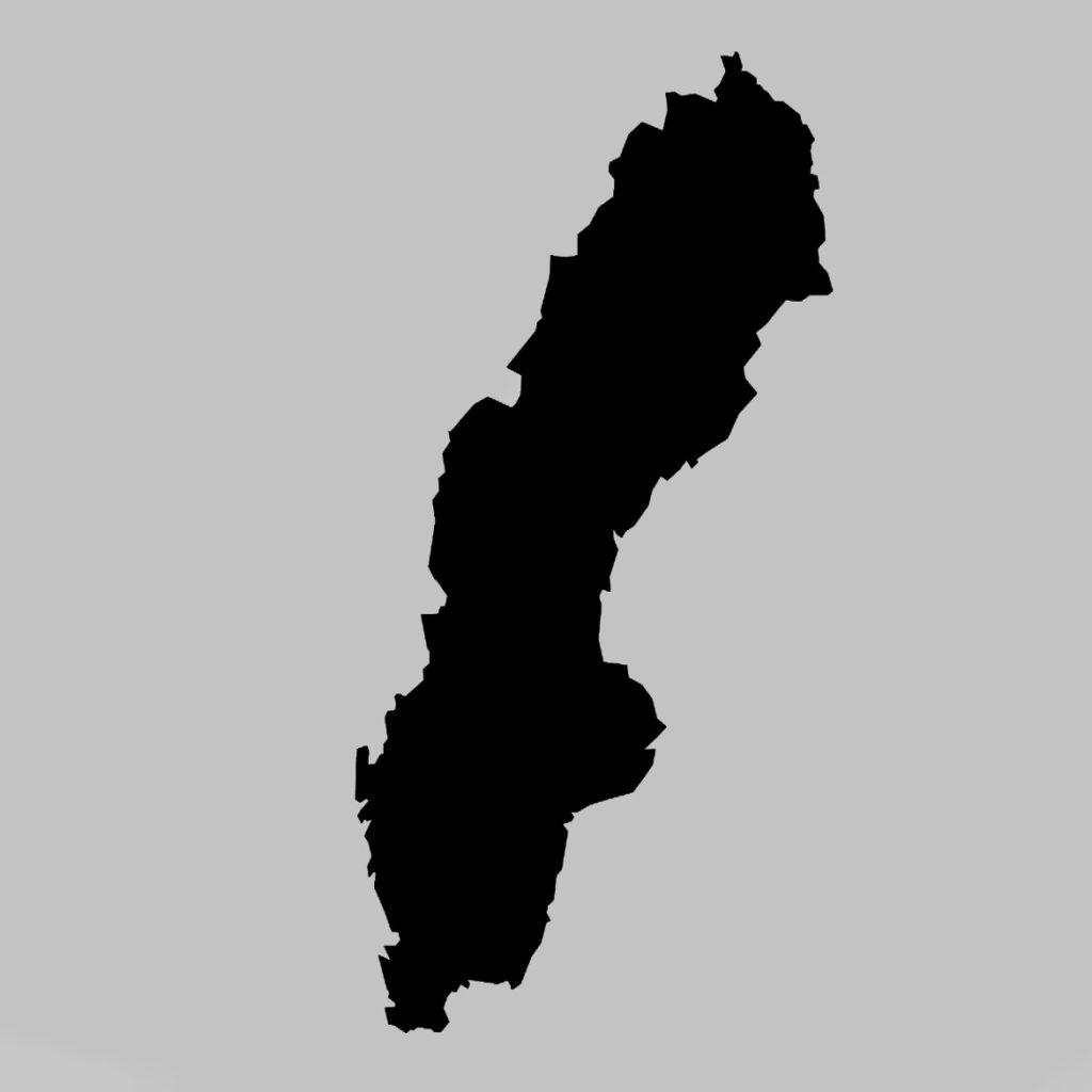 Tekniker över hela Sverige