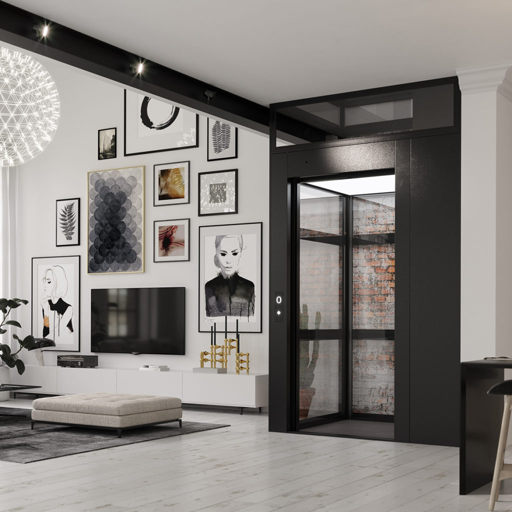 Domestic lift by Kalea Lifts