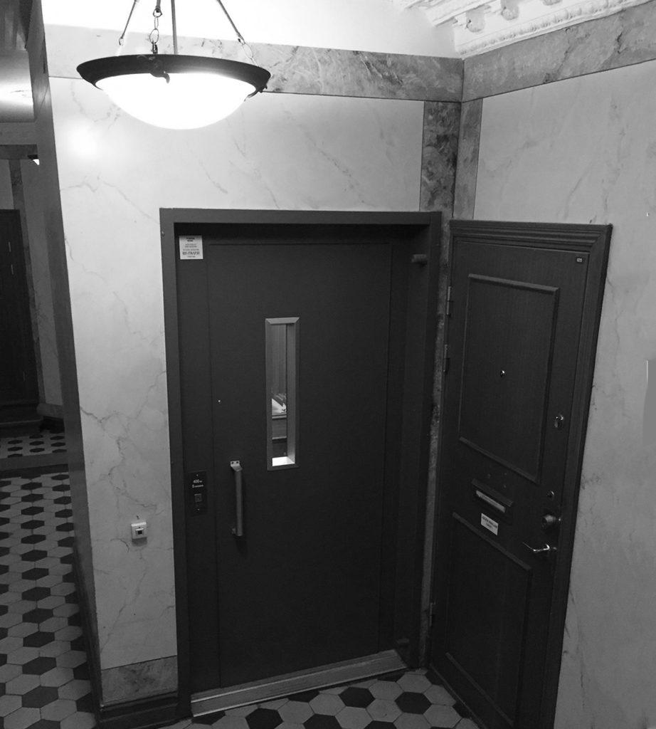 Old lift by Kalea Lifts