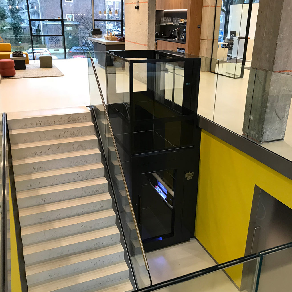 Platform lifts as a great alternative to stairlifts
