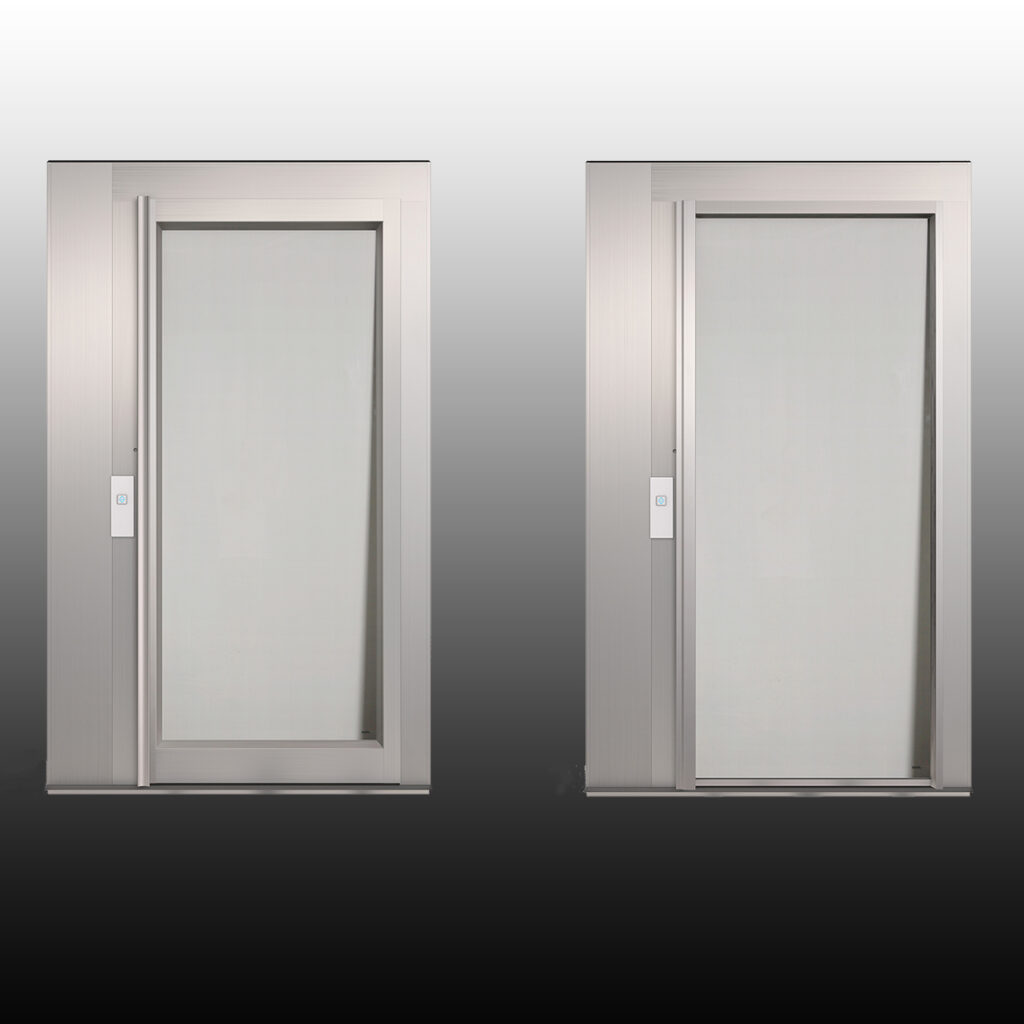 Weather resistant doors