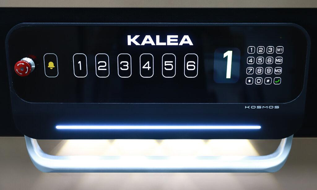 Platform controls