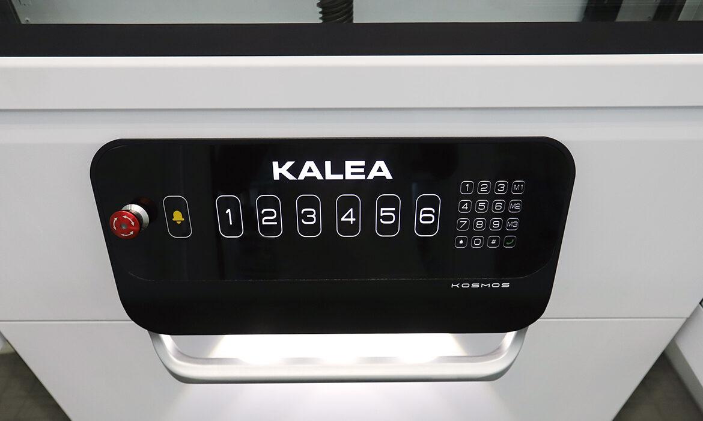 Kalea Kosmos X60 platform controls