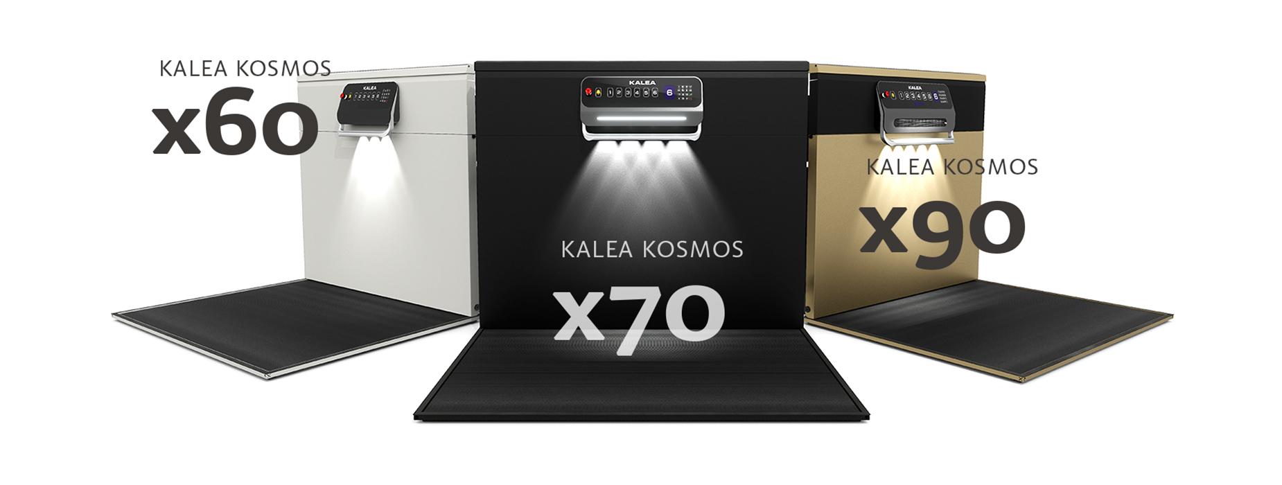 Platform lift series Kalea Kosmos