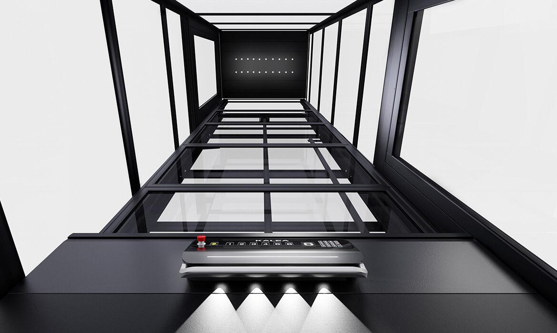 Platform lift Kalea Kosmos