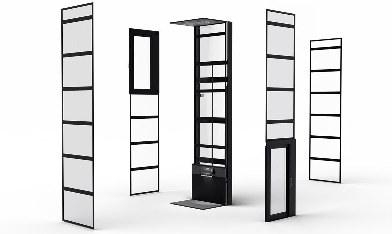 Modular lift concept